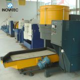 centrifugal disc polishing machine – Automatic unloading