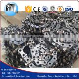 C2065HP Hollow Pin Type Palm Oil Conveyor Chains 40Mn or Stainless Steel