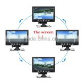 Wholesale 7inch TFT-LCD headrest monitor. headrest pillow monitor