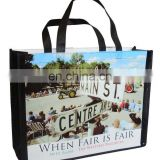 pp non woven shopping bag with laminated