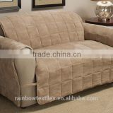 quilted wholesale cheap <b>country</b> <b>style</b> sofa cover