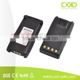 High Capacity 2000mAh Li-ion <b>Walkie</b> <b>Talkie</b> <b>Battery</b> For HYT Brand