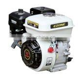 EZ-168F-1 ENGINE 6.5HP , OHV With Fored air cooled single Cylinder best seller