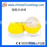 colorful silicone ice mould