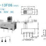 SS-12F06 Slide Switch
