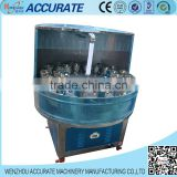 30 nozzles plastic bottle washing machinery manually by hand