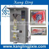 500ml 1000ml Water and Milk Packing Machine