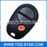 KEYLESS REMOTE ENTRY KEY FOR TOYOTA TRANSMITTER ALARM GQ43VT20T / 3 BUTTON