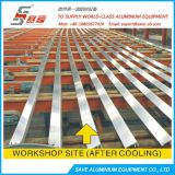Aluminium Extrusion Profile Cooling Area