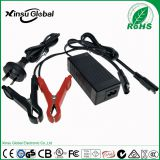 specializing in the production 37.8V 1A 9S li-ion battery charger for camera battery charger