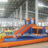 Inflatable toy bay adult water obstacle course Pirate Bay