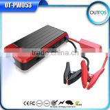 High Capacity Car Jump Starter 12000 mAh Emergency Power Banks with LED Light SOS
