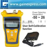-50~26 Power Detecting Range/ Handheld Digital Fiber Optical Handheld Power Meter