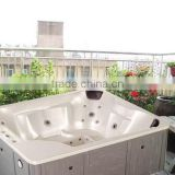 Cheap hydrotherapy tubs, whirlpool bathtub, swimming bathtubs for family and fat people