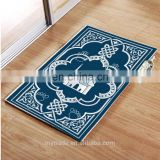 Multifunction prayer mat Azan LED Lamp with mini quran player ,FM , remote,azan clock
