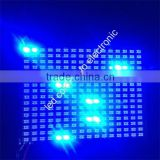 256leds 5050 rgb led pixel sign