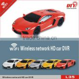 Wireless WiFi <b>network</b> driving car <b>camera</b> <b>recorder</b>,L35