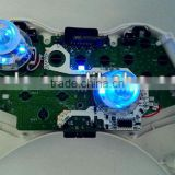 <b>LED</b> Lighted Thumbsticks for <b>Xbox</b> 360 <b>Controller</b> Joysticks Gaming Mod Kit