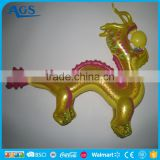 Funny wholesale custom Chinese dragon inflatable toy for kids