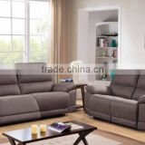 Classic and Traditional Fabric Recliner Chair sets/competitive price and quality factory recliner sofa