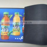 pvc bar mat with full color printing logo