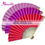 AF1413 Super welcomed wedding decoration gift 23cm paper hand fan