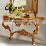 Factory Wholesales Living Room New Design Antique Hanging Console Table