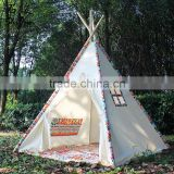 ShiJ Cotton Childrens Teepee