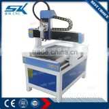 cnc marble engraving machine price jinan manufacturer skl-6090 skl-9013 double heads with heavy duty body for granite sculpture