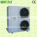 Scroll type condensing unit