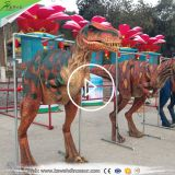 The latest hide legs walk simulation dinosaur costume