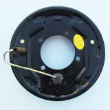 Drum brake, high intensity and plasticity steel