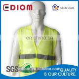 High Visibility Breathable Reflective Mesh China safety vest