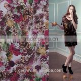 polyester chiffon <b>fabric</b> different <b>types</b> flower designs of <b>fabric</b> printed <b>fabric</b>s