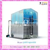 new assembly portable biogas plant for waste water treatment