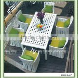 Outdoor Furniture Rattan Dining Table Sets Wicker Chairs