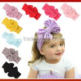 Kids Headband With Colorful Bow/Baby Or Children's Colored Accessories/Kids Elastic Headband