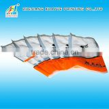Aluminum foil three side plastic bag for food,aluminum foil for chocolate wrapper,plastic coated aluminum foil
