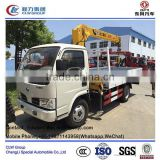 How crane truck for sale/ hydraulic crane winches cranes