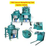 Factory Made Good price AH/AHE vacuum stirring mixing system injection vehicle