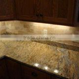desert gold granite countertops
