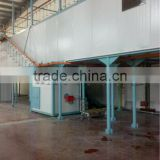 high efficiency electrostatic epoxy powder coating paint