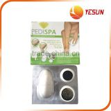 Stable performance factory directly Callous remove pedicure file skin exfoliator