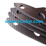 The Custom Carbon fiber cnc cutting RC Hobby parts