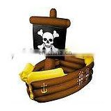 Inflatable Pirate Ship Pool Cooler