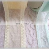 tape edge high quality organza ribbon birthday decoration ribbon