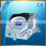 Vascular Tumours Treatment Q-switch Nd Pigmented Lesions Treatment Yag Laser Tattoo Removal Instrument