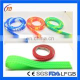 Factory Directly Wholesale Educational Toy Silicone Nimun Loops For Legoes