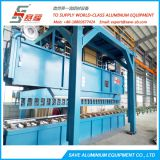 High Velocity Aluminium Extrusion Profile Quench System