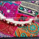 Handmade clutch bag Old Tribal Gypsy Indian Banjara clutch Messenger Bags Purse assorted